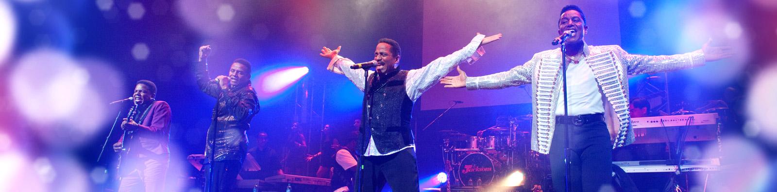 Jacksons Unity Tour